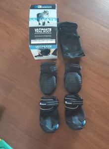 NWT Canine uequipment ultimate trailboot dog small